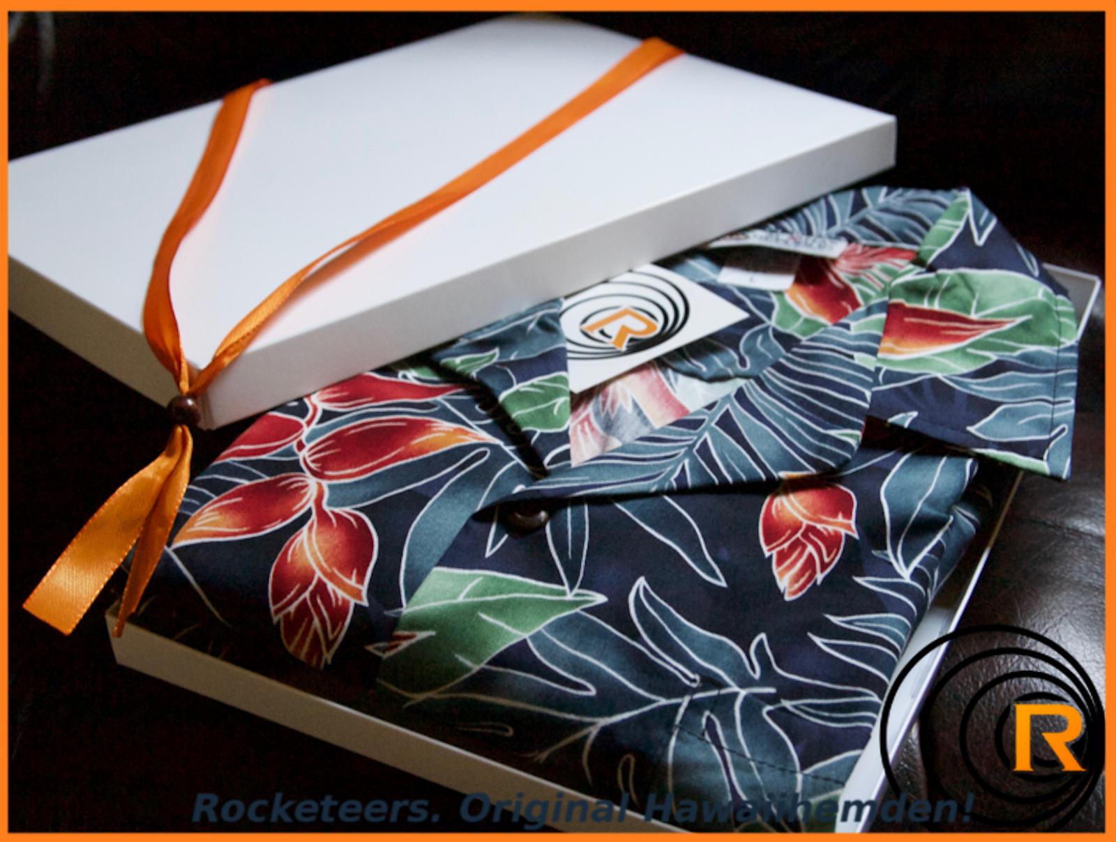 Original Hawaiihemd -Korben Dallas-