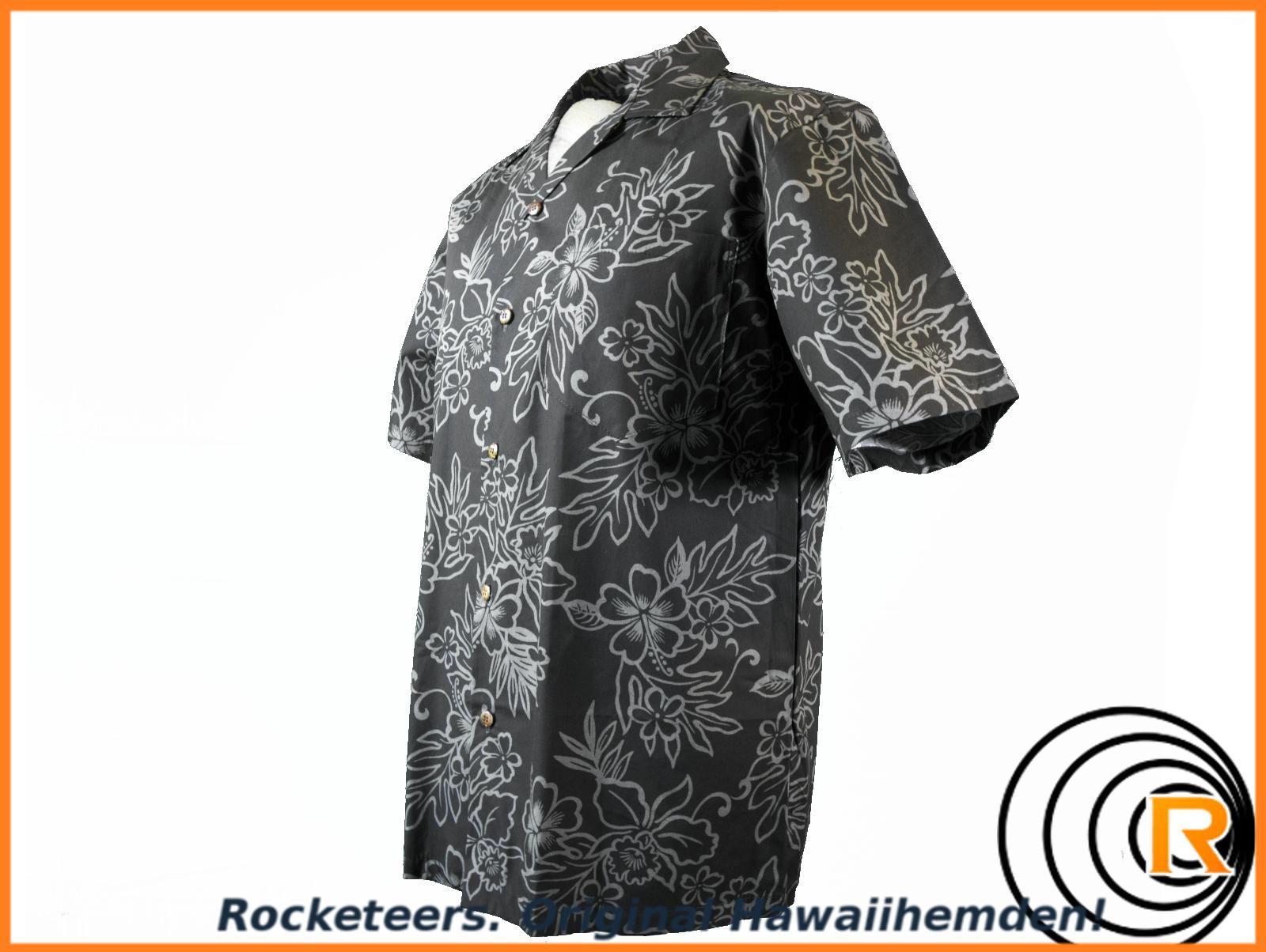 Original Hawaiihemd -Luau-
