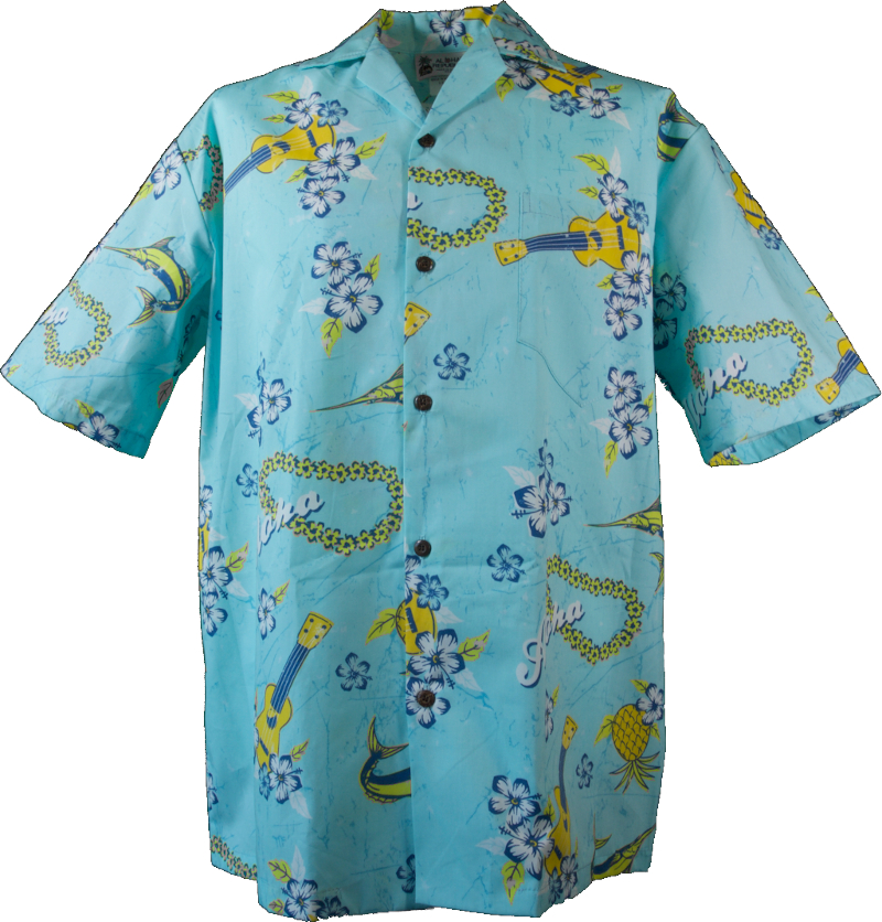 Original Hawaiihemd -Hau'oli-