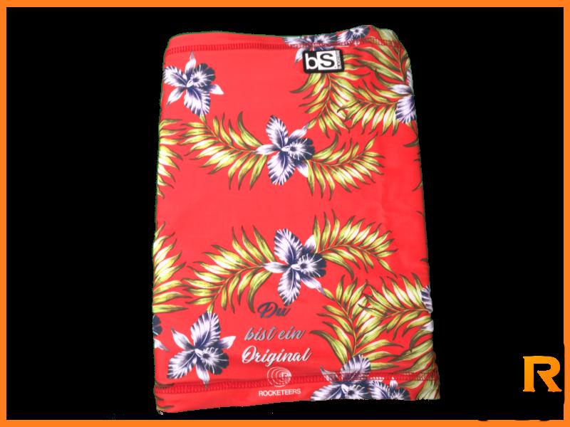 Original Loop  -Hibiscus Red-