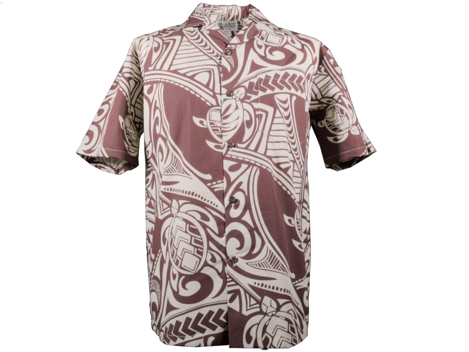 Original Hawaiihemd -Mighty Honu-