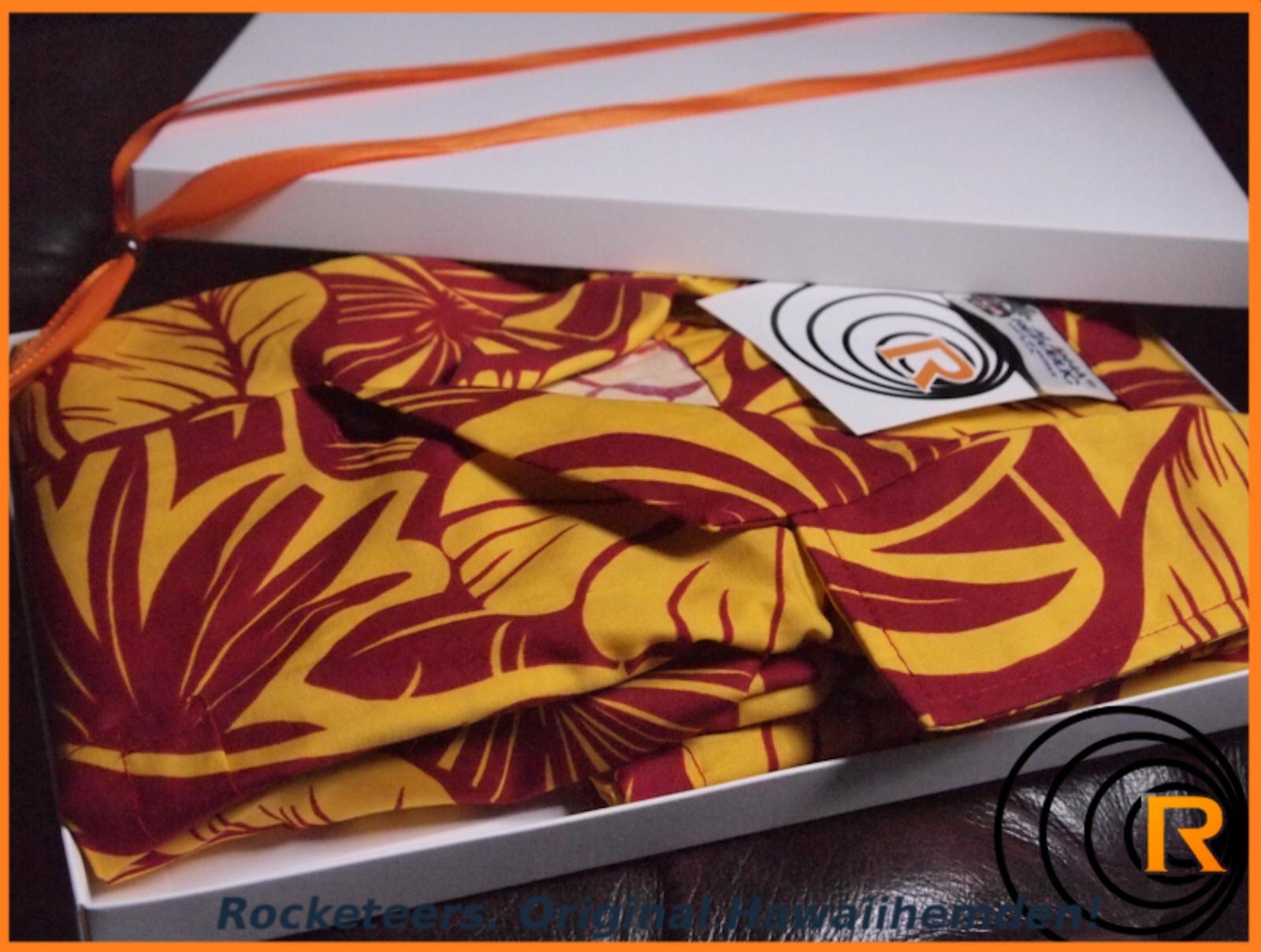 Original Hawaiihemd -Thunder Clap-