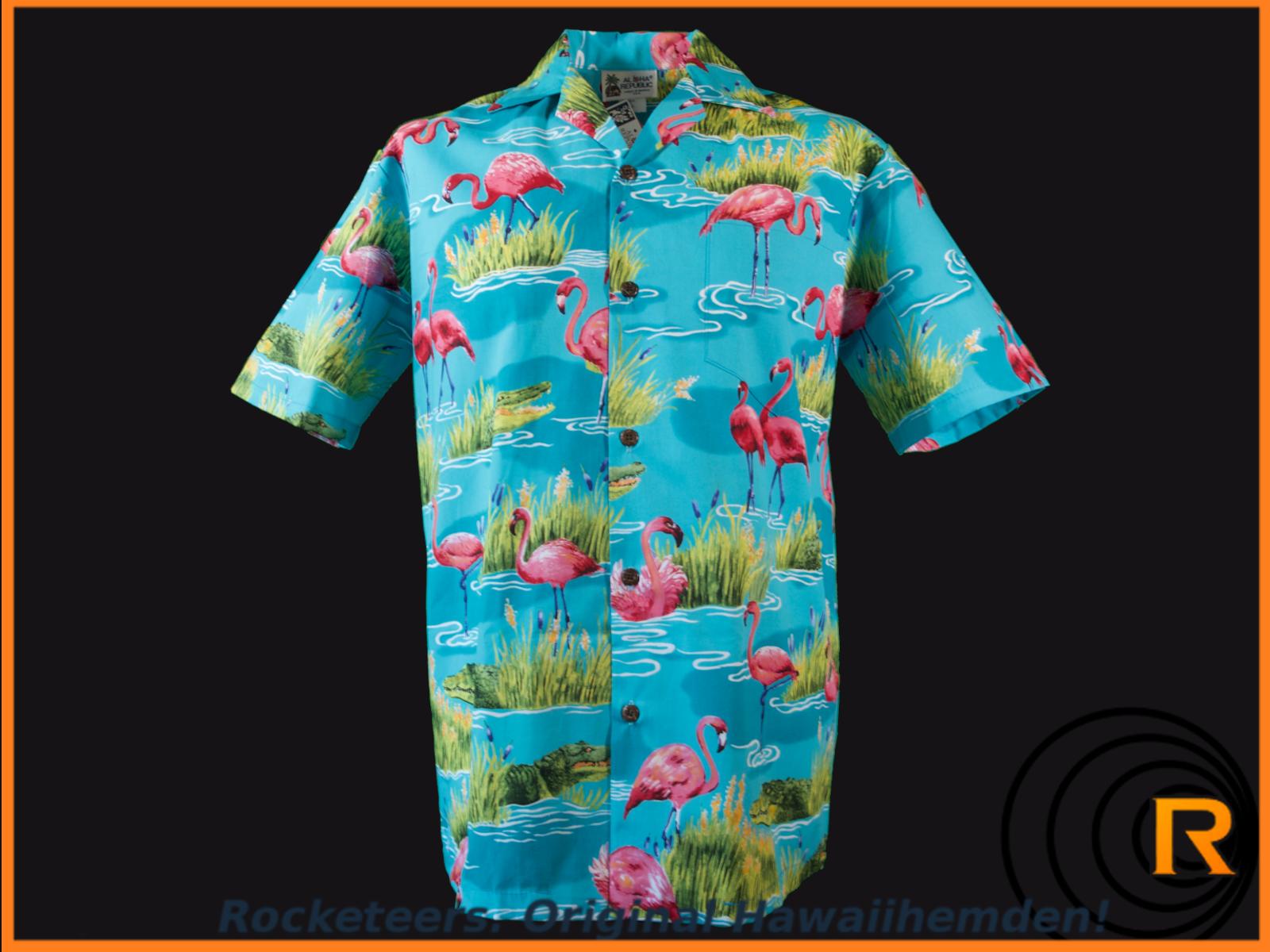 Original Hawaiihemd -Bingo!-