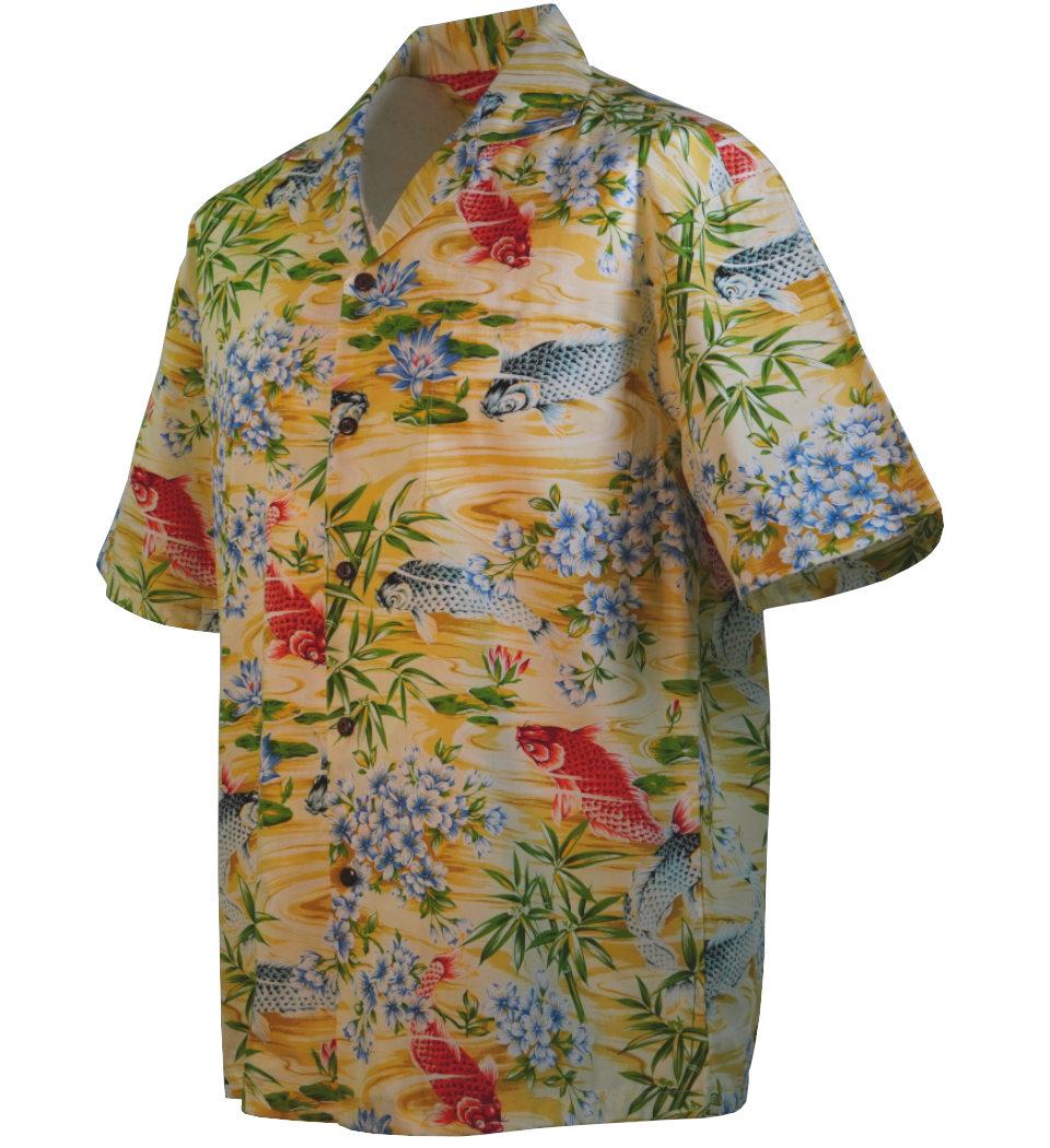 Original Hawaiihemd -KoiKoiKoi-