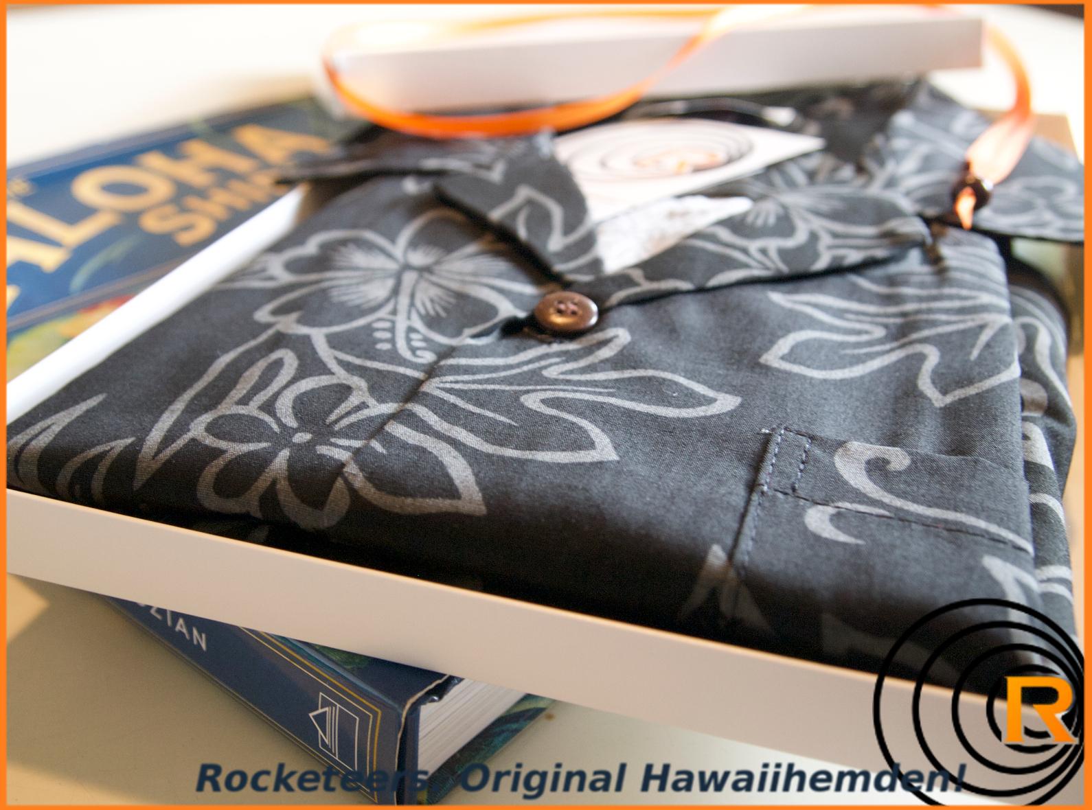 Original Hawaiihemd -Luau-