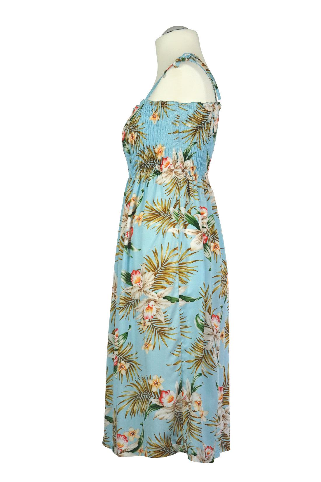 -Summer Breeze - original Hawaii Tube Dress | midi