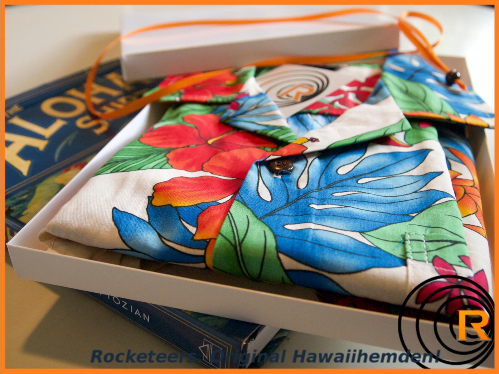 Original Hawaiihemd -King Cream-