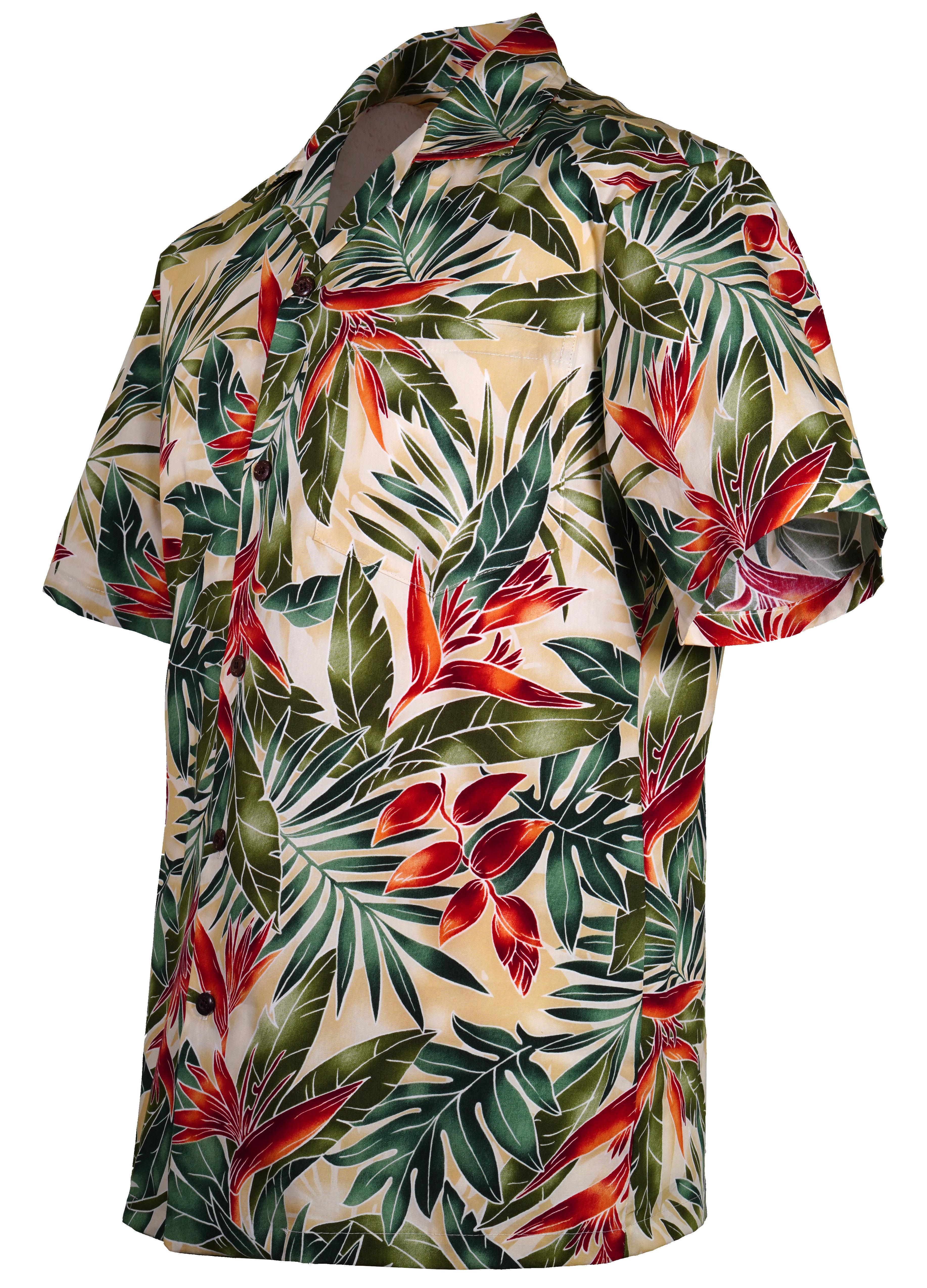 Original Hawaiihemd -NICE&LEAFY-