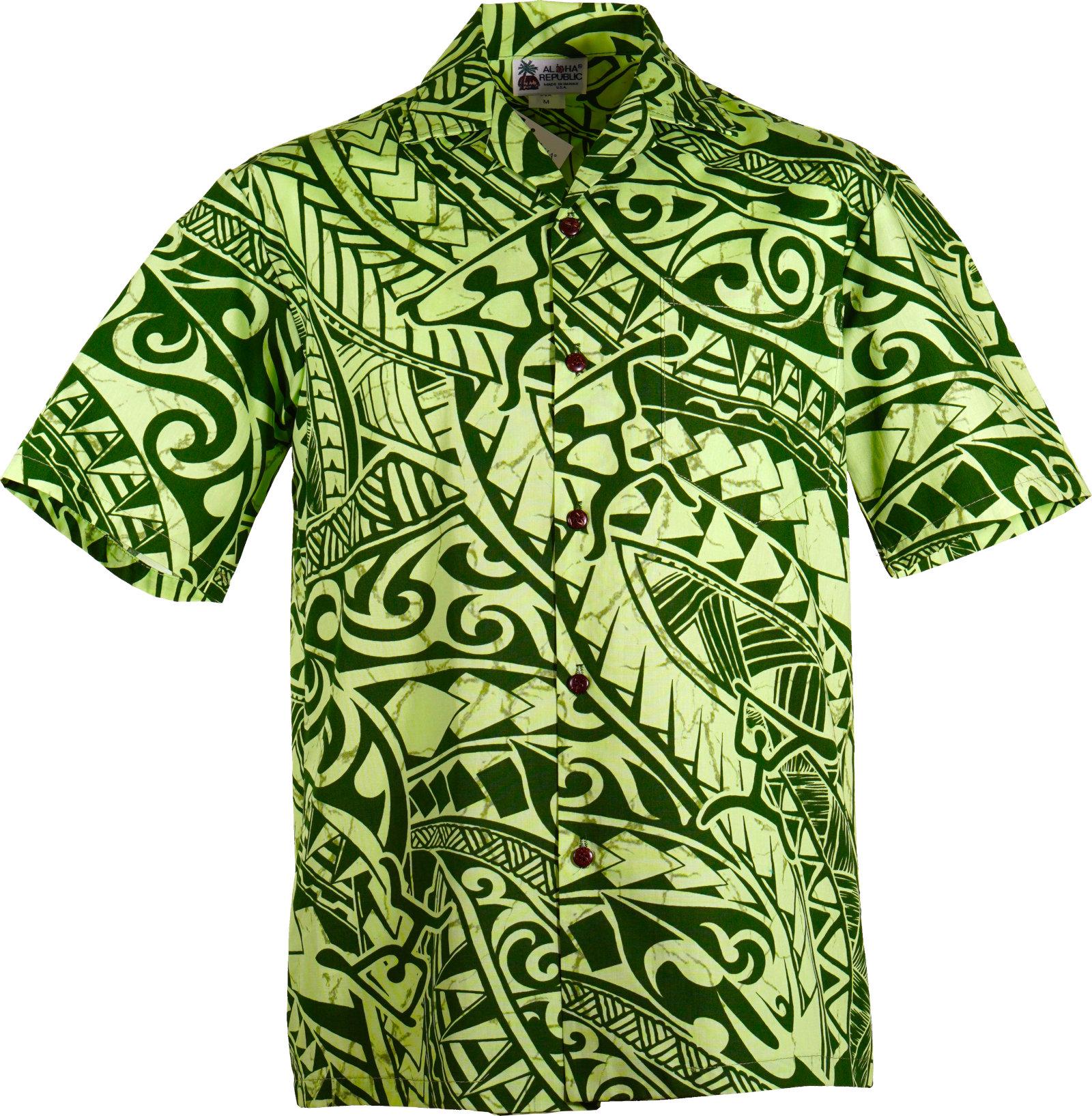 Original Hawaiihemd -Oh!Shark-